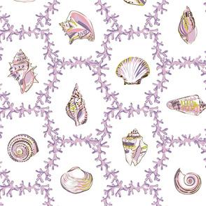 Shell Coral Mauve