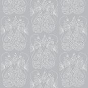 Seahorses grey