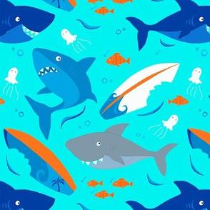 Sharks Bite
