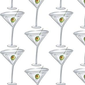 Martini Shaken not Stirred