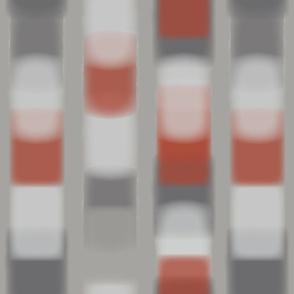 Packed Blocks - Colorway 6