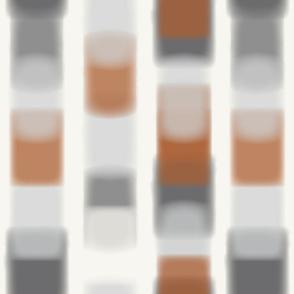 Packed Blocks - Colorway 7