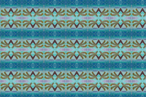 A Tropical Moment fabric by valerie_dortona on Spoonflower - custom fabric