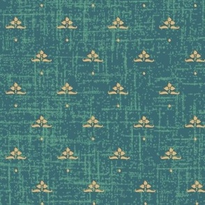 french country floral_Japonica colorway 2