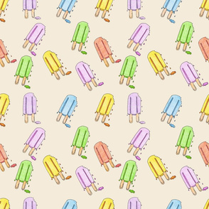 Cool Popsicle Summer