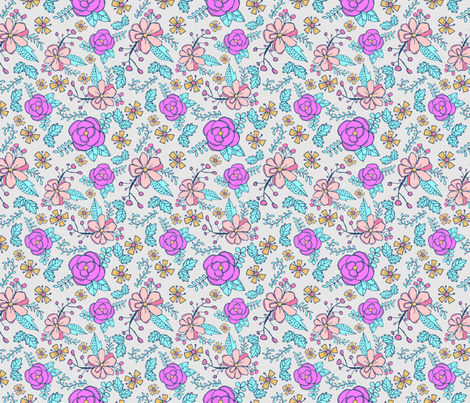 Kindness Matters - Pearl fabric by denise_ortakales on Spoonflower - custom fabric