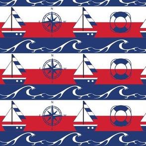 Nautical Sailboats