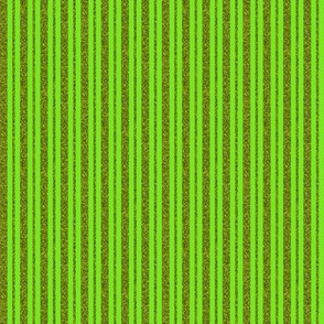CD1 - Narrow Sparkly Olive and Lime Stripes