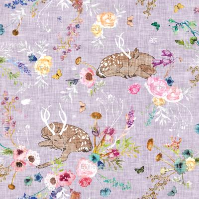 Fawn Garden (lavender) MED