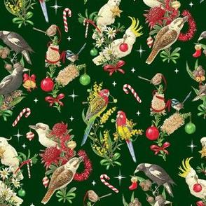 Bush Birds of Christmas - Forest
