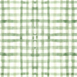 watercolor tartan