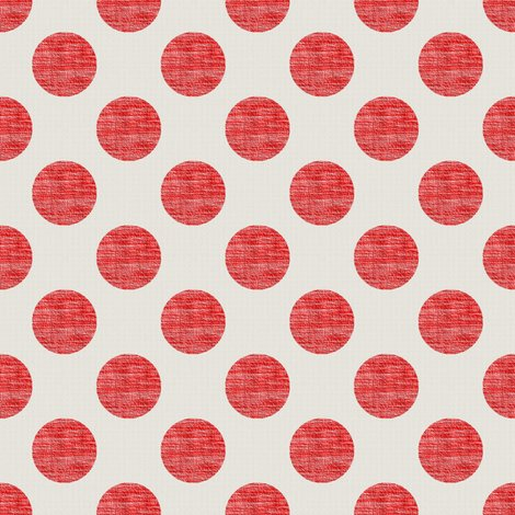 Rdots-red-weave-on-linen_shop_preview