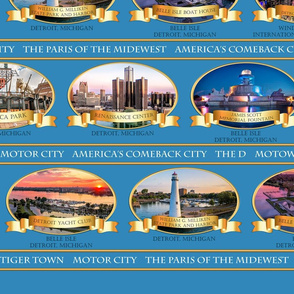 Detroit Landmarks
