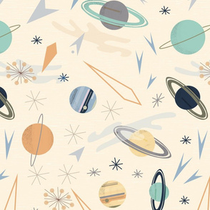 atomic age solar system