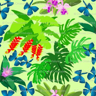Jungle Flora - Light