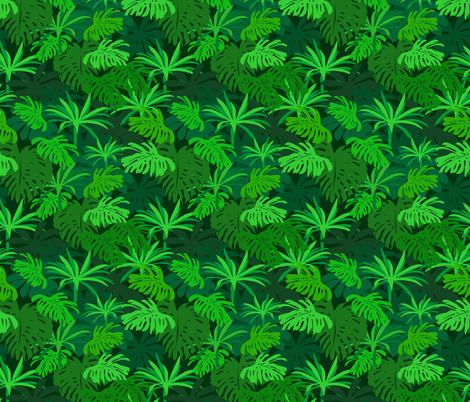 Dense Growth fabric by denise_ortakales on Spoonflower - custom fabric