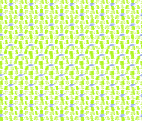 Scritch Scratch - White fabric by denise_ortakales on Spoonflower - custom fabric