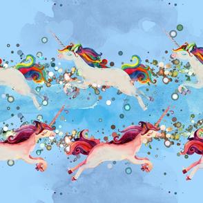 Unicorns in the Sky