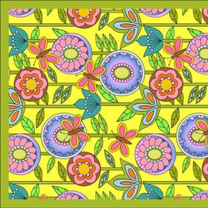 Flower Power_towel