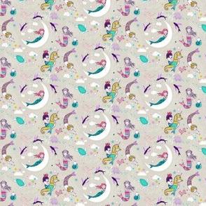 Mermaid Lullaby (Candy) XXXSML