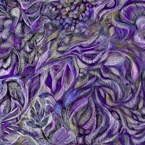 fauve fleur porphrya