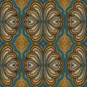 study in paisley