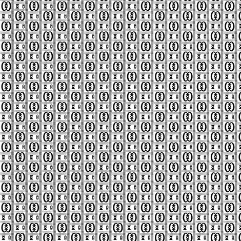 Democracy Grid fabric by fabcloth on Spoonflower - custom fabric