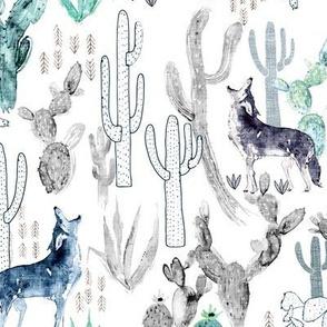 Coyote Call (white)