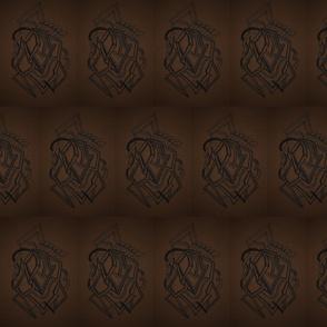 bagpipes brown paper