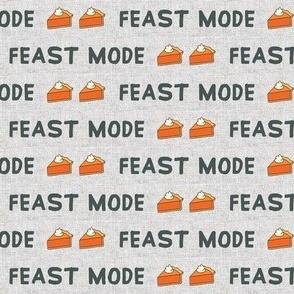 Feast Mode // Nandor Olive