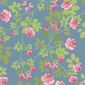 Mini roses 1