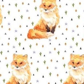 """4"""" Fox Wild One Aztec"""
