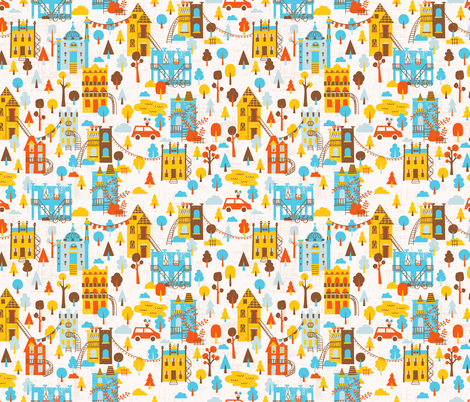Montreal fabric by studio_erdene on Spoonflower - custom fabric