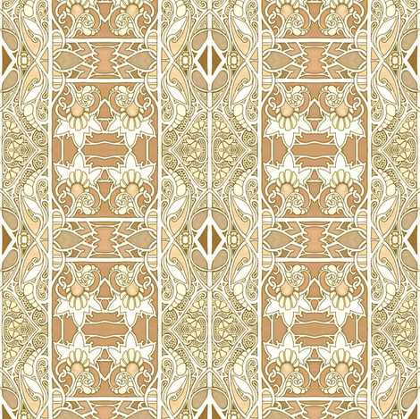 Granny Lace Place fabric by edsel2084 on Spoonflower - custom fabric