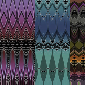 Generative Scarves #4 Twilight Mysterium Collection