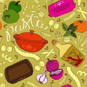 Nonna's Pasta Casserole - Bright