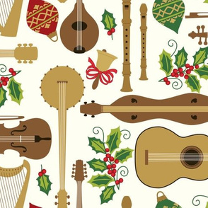 Musical Instruments and Holly