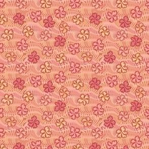 1960s freaky flowers