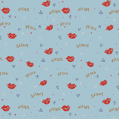 kisses besos bisous