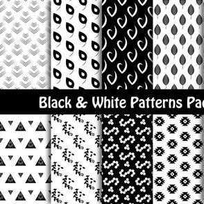 Classic-Black-And-White-Pattern