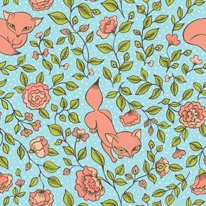 Fox&roses