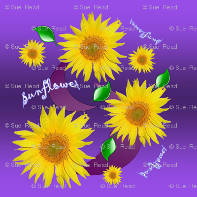 sunflowerfabric