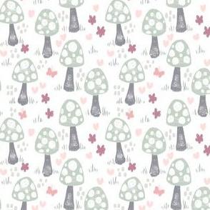 Fairy Garden in Soft