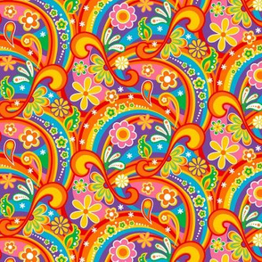 1960_Psychedelic Flower Power 40%size
