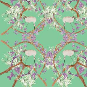 Bell birds mint