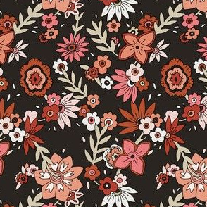 Cranberry Fall Floral