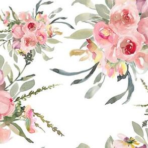 """12"""" Selena Floral Bouquets"""