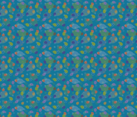 Happy Olives fabric by ullas_pattern on Spoonflower - custom fabric
