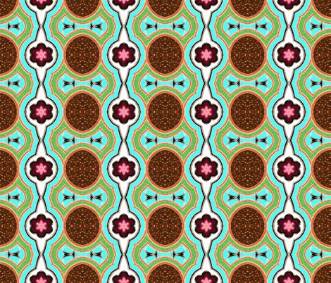 arabesque 190 fabric by hypersphere on Spoonflower - custom fabric