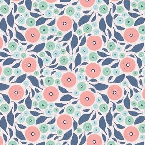 Spring Harmony - Simple Modern Floral